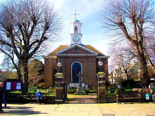 st georges church deal - 800×598